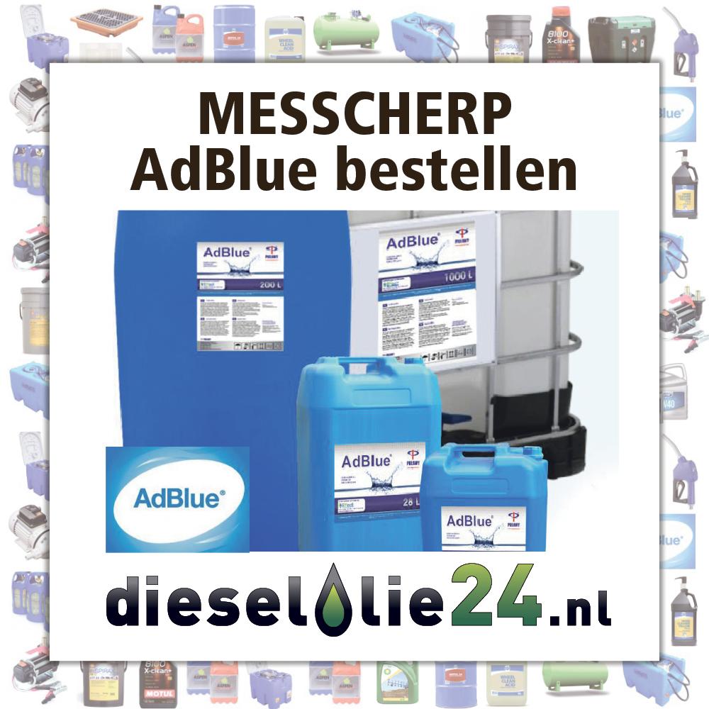 Messcherp AdBlue bestellen