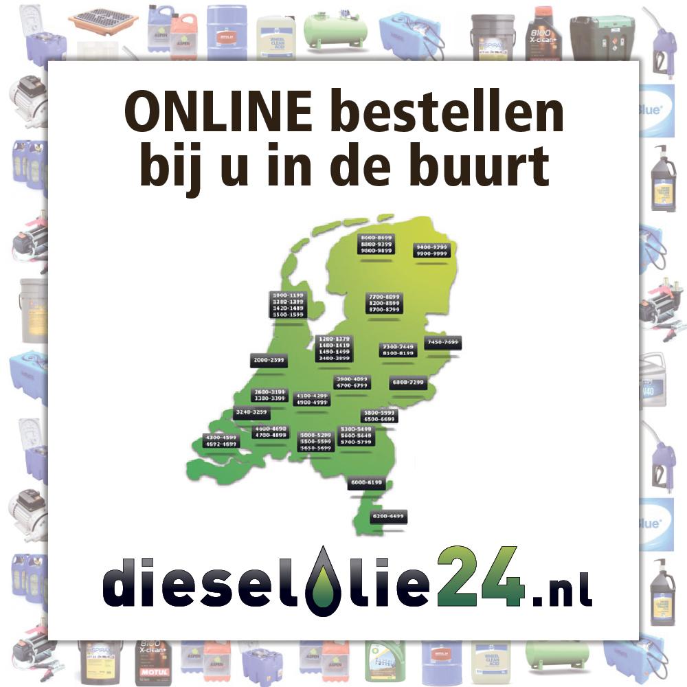 Online bestellen bij u in de buurt
