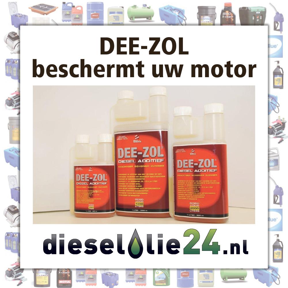 Ook voor bescherming van uw motor Dieselolie24.nl