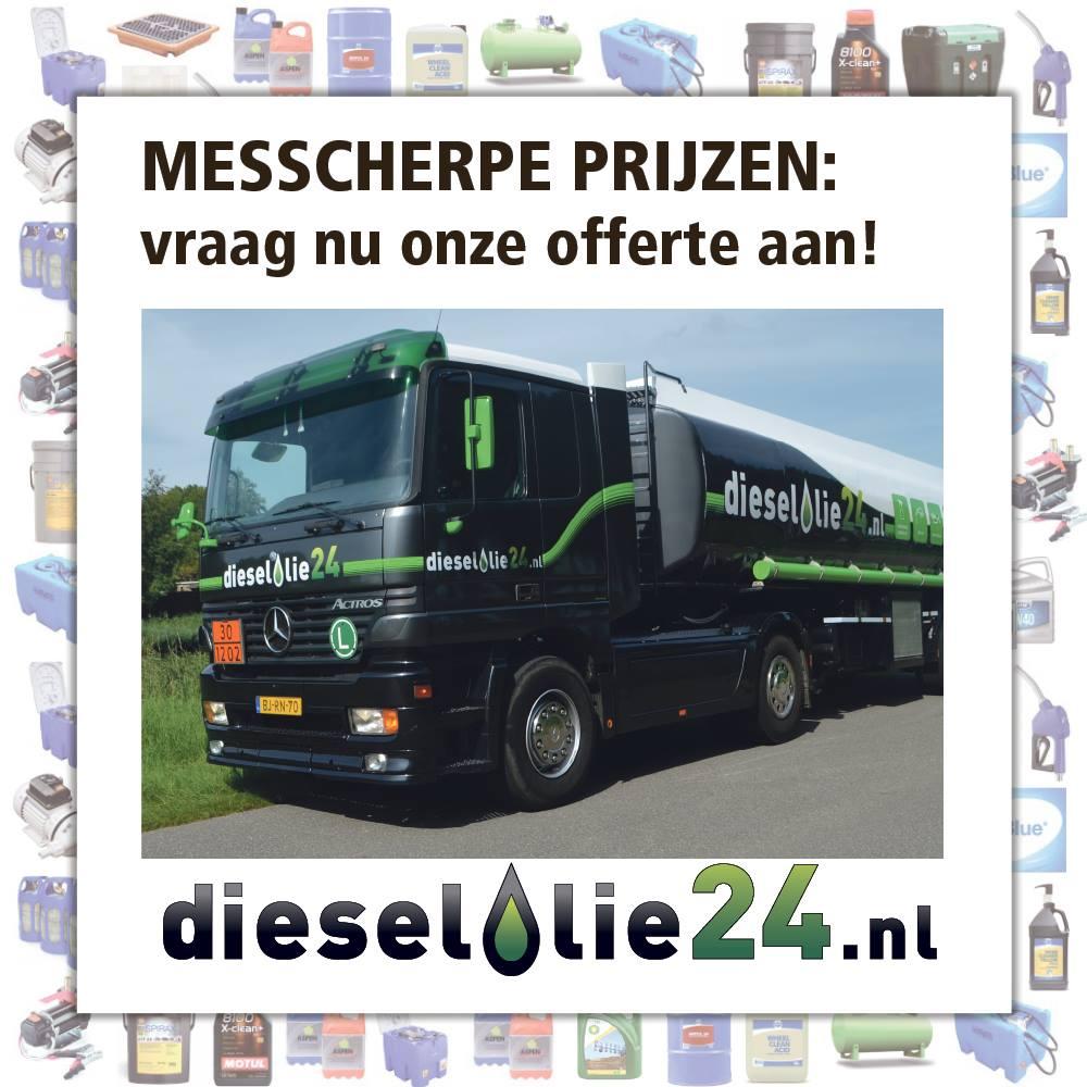 Messcherpe offerte Dieselolie24.nl aanvragen