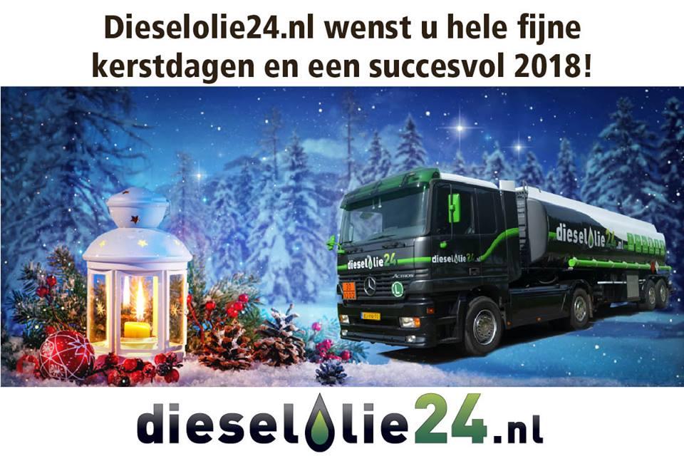 Fijne kerstdagen en een succesvol 2018!