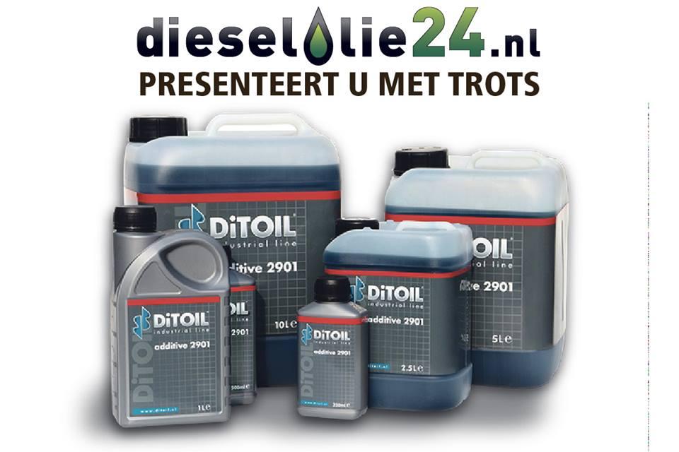 Nieuw: DiTOIL smeermiddelen!
